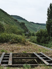 railway track Moselle